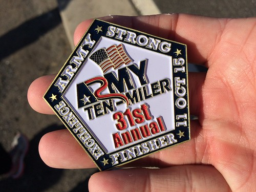 Army Ten-Miler 2015