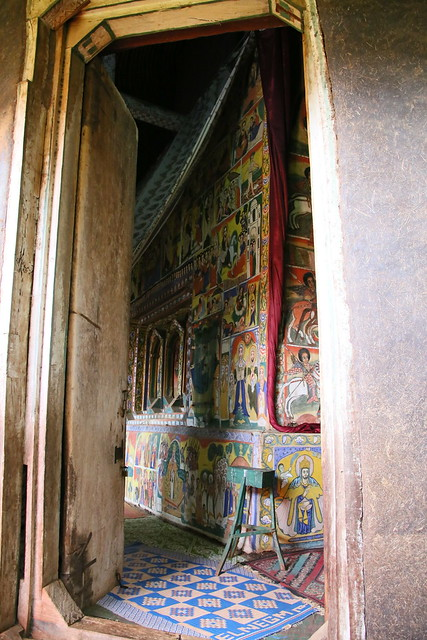 Visiting the Monasteries of the Zege Peninsula on Lake Tana.