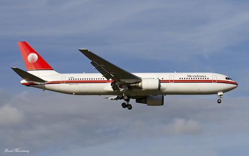 B763 - Boeing 767-304(ER)