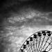 Big Wheel, Birmingham Christmas market. by Tam Bernard