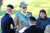 Italian base commander says good-bye