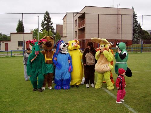 2005 - Dětský den