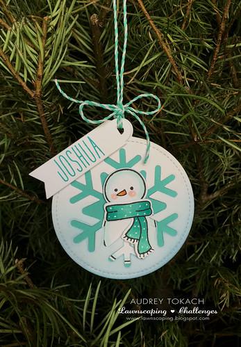 Snowman Tag_Joshua
