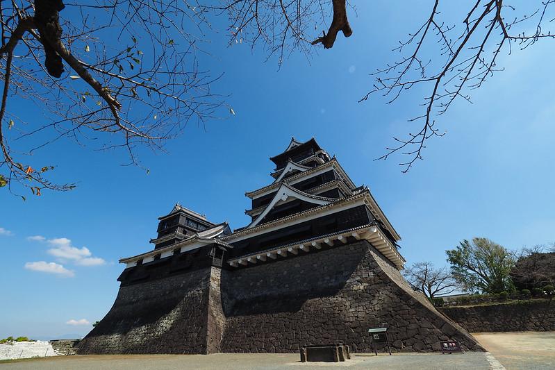 Kumamoto 熊本城|九州 Kyushu 日本 Japan