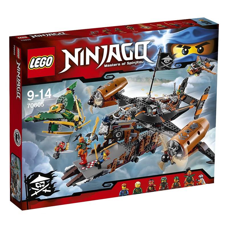 LEGO Ninjago 70605 - Misfortune's Keep