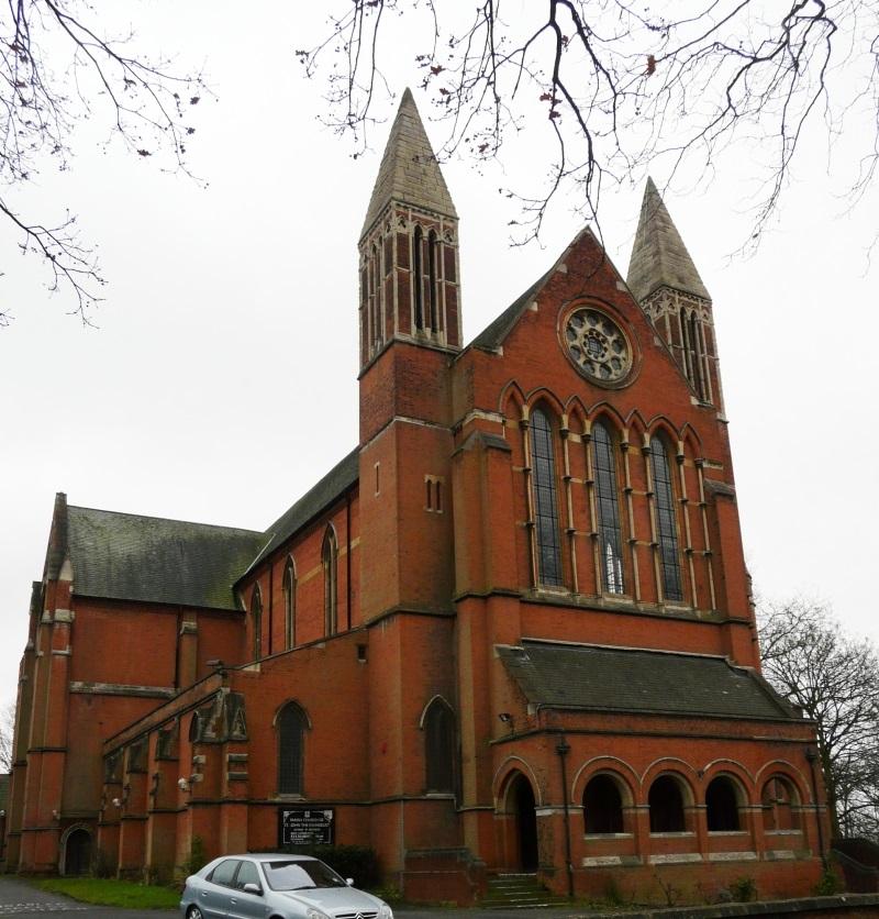 LONDON, UPPER NORWOOD, St John the Evangelist