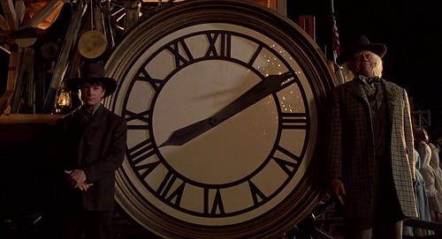 Back to the Future - Part III - screenshot 17