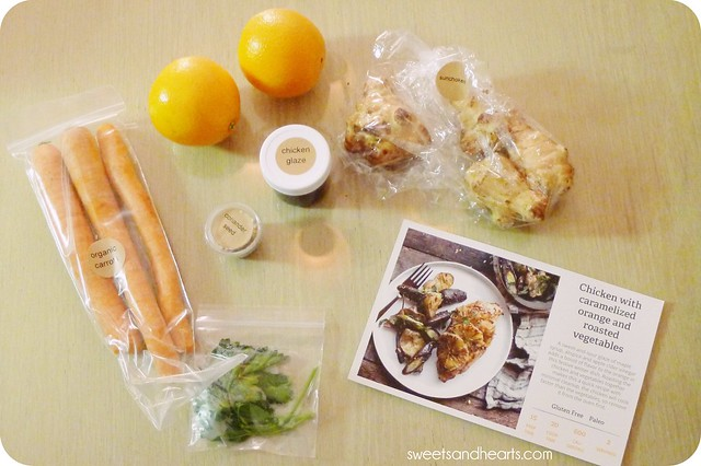 Review: I Tried Sunbasket's Organic Meal Delivery Kit!