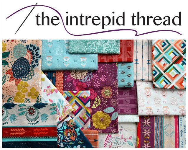 Fleet and Flourish at the Intrepid Thread!