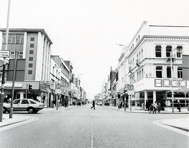 Oldham Street 1985