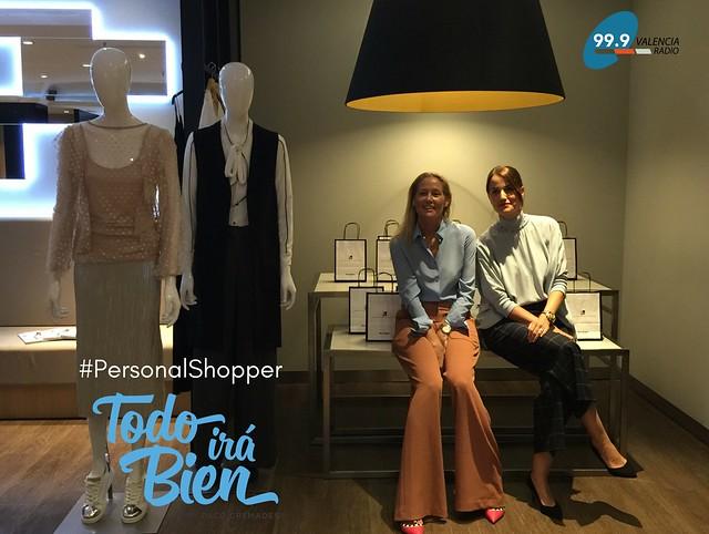 Personal Shopper Fiona Ferrer Begoña lagarón Paco Cremades Todo irá bien