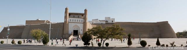 Bukhara's Ark