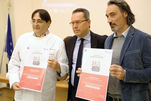 Camera di Commercio: premiati i Maestri Artigiani