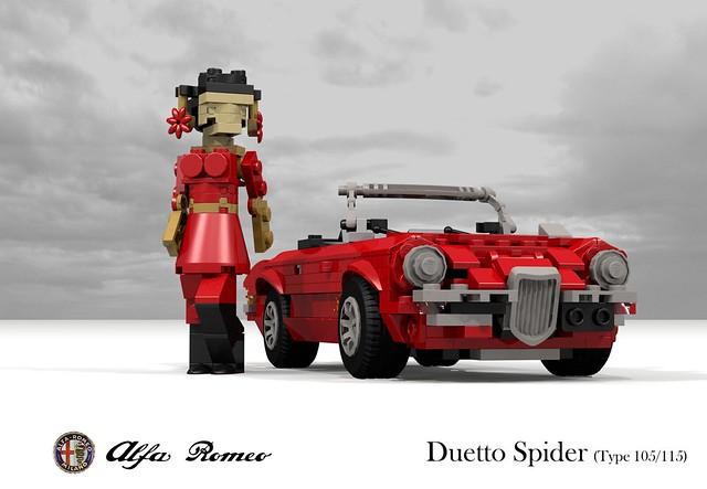 Alfa Romeo Duetto Spider (Series 105 / 115)
