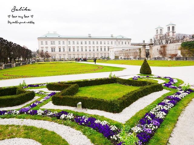 米拉貝爾花園Schloss Mirabell (14)