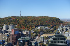 Mount Royal @ Observatory @ Au Sommet Place Ville-Marie @ Montreal