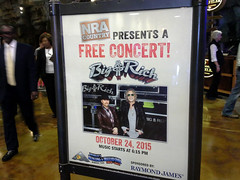 October 2015 - Big & Rich at Bass Pro Memphis