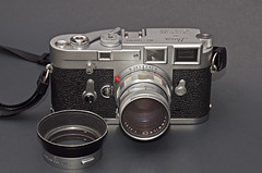 Leica M Cameras and Lenses