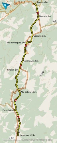 Roncesvalles-to-Larrasoana-map1-200x500