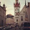 #Marienplatz #munich