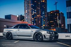 Nissan R34 GT-R