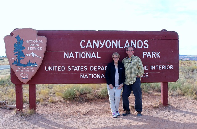 We made it Canyonlands!