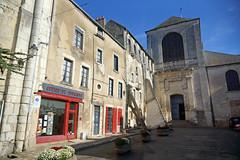 2016-10-24 10-30 Burgund 628 La-Charité-sur-Loire, Notre-Dame de La Charité
