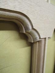 Moulding detail