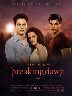 暮光之城4-破曉 I │ The Twilight Saga-Breaking Dawn - Part 1 (2011)