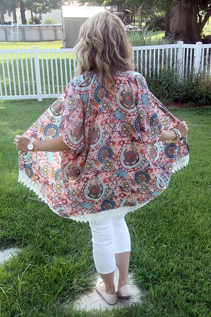 Back-of-Kimono
