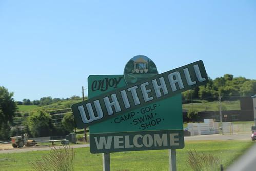 Whitehall Wisconsin, Trempealeau County WI