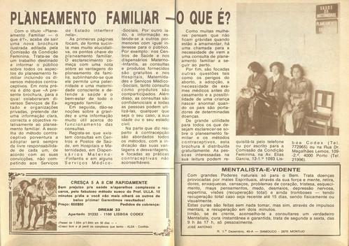 Crónica Feminina Nº 1239, Agosto 21 1980 - 27
