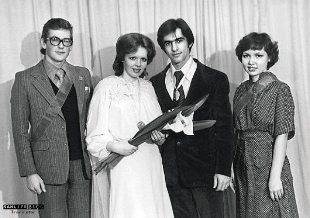 苏联名人家庭100