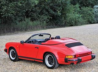 1989 Porsche 911 Speedster - 02