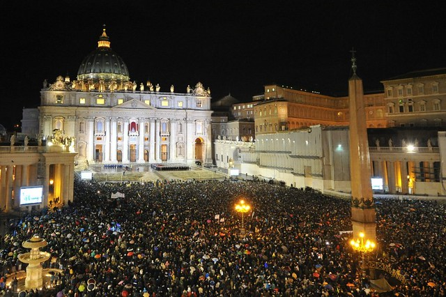 MAYMESTER: POPE FRANCIS'S CATHOLIC CHURCH: THE MAKING OF THE MODERN PAPACY Image