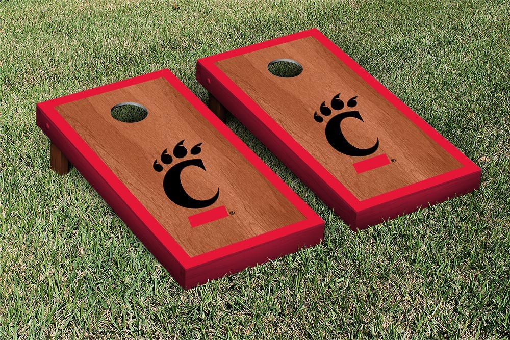 Cincinnati BearCats Rosewood Border
