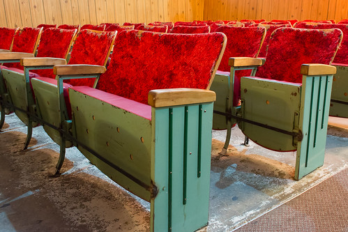 Love Seats at the Gem, in Granforks, BC