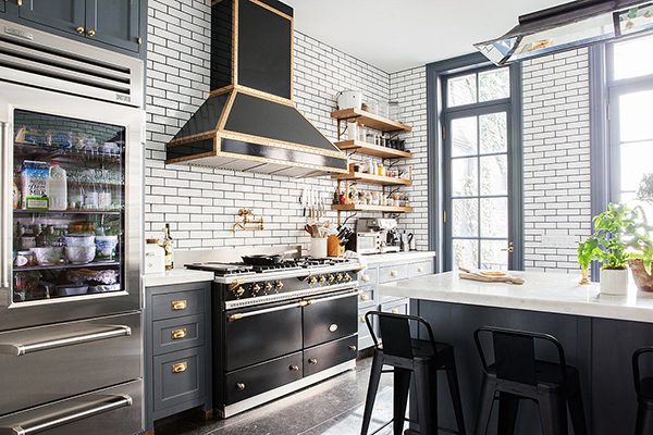Alison Cayne's Stunning West Village Townhouse
