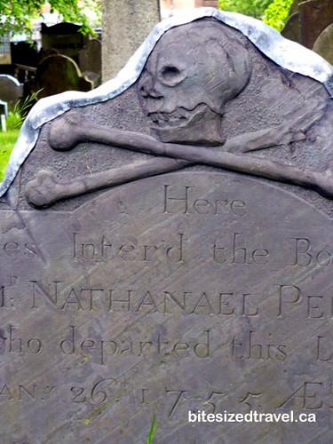 Halifax Old Burying Ground