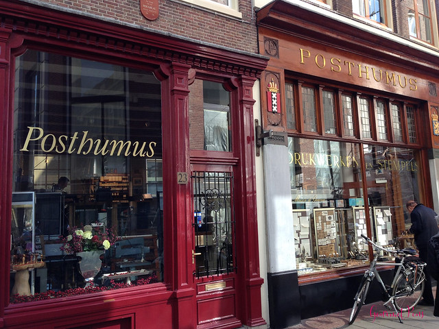 Field Trip - Post Humus Winkel Amsterdam (1)