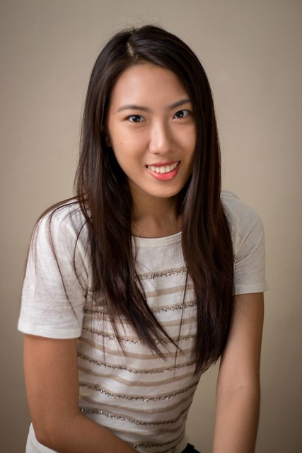 Gayle Yu for Vieuma