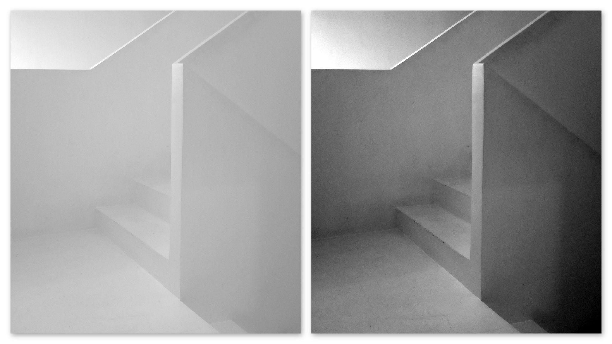 Treppe im Today´s Art Museum
