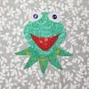 Tula Kermit anyone?  #MuppetCraftSwap #tulatroops #tulapink