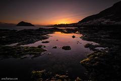 Garachico Sunrise #3 - Fuji X-T1