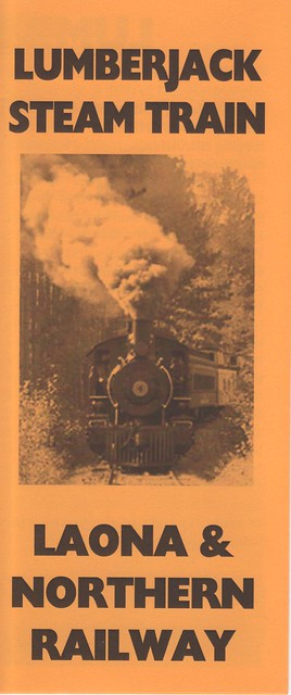 Laona and Northern Railway Cover