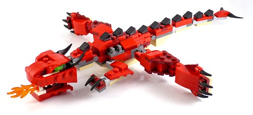 LEGO Creator 31032 Red Creatures 03