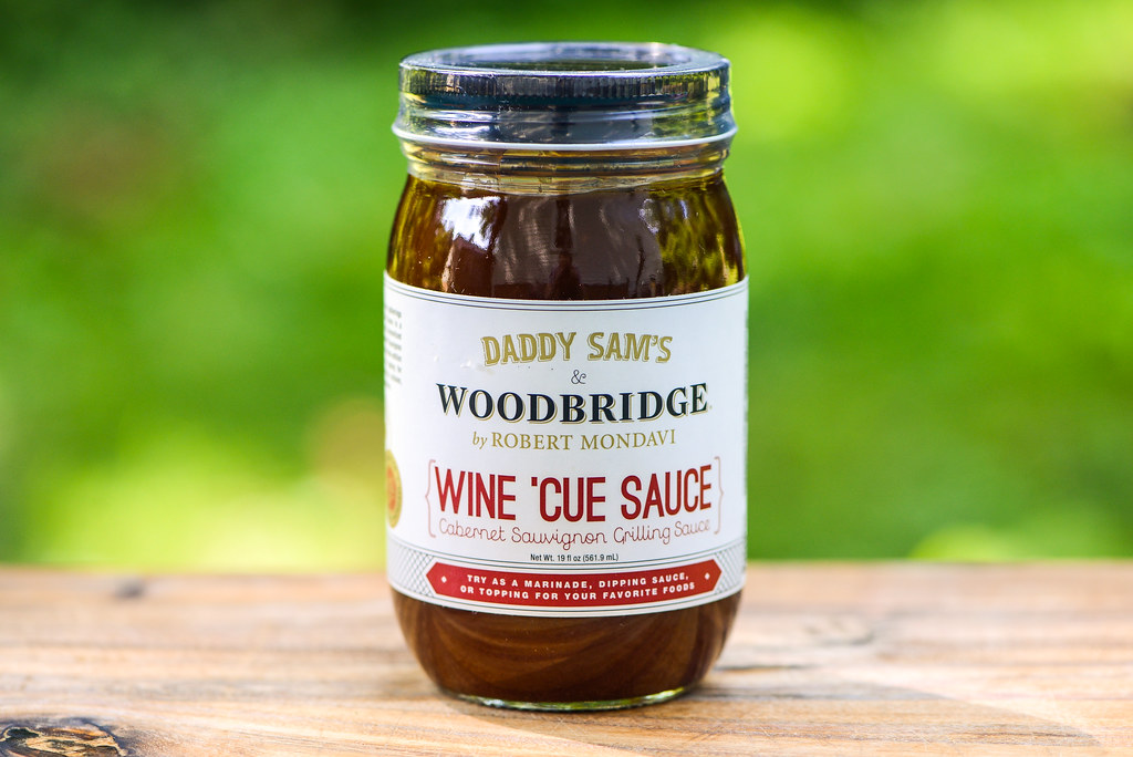 Woodbridge Wine 'Cue Sauce