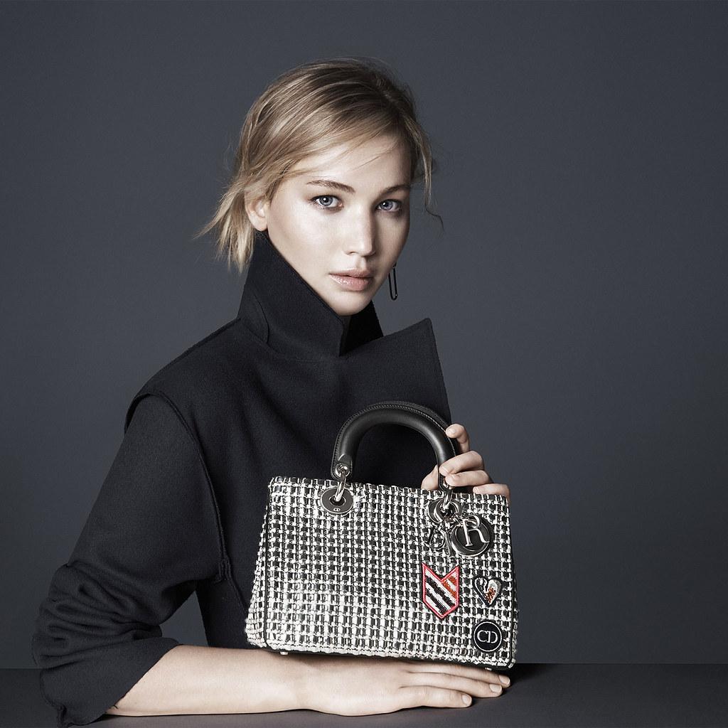 Дженнифер Лоуренс — Фотосессия для «Be Dior» 2015 – 6