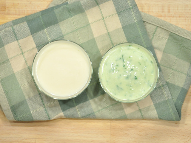 Maionese allo Yogurt Senza Uova Bimby