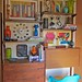 Latest iteration of stuff on the wall unit. by sandiv999
